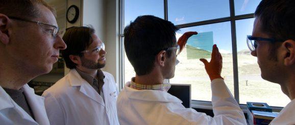 Окна перерабатывающие солнечную энергию в электрическую