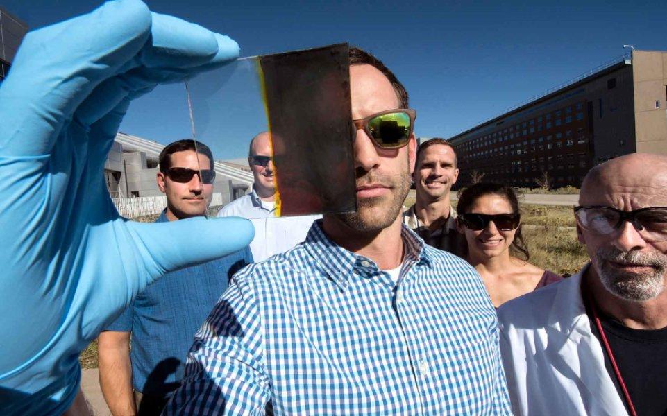 Новая технология стекла для выработки электроэнергии