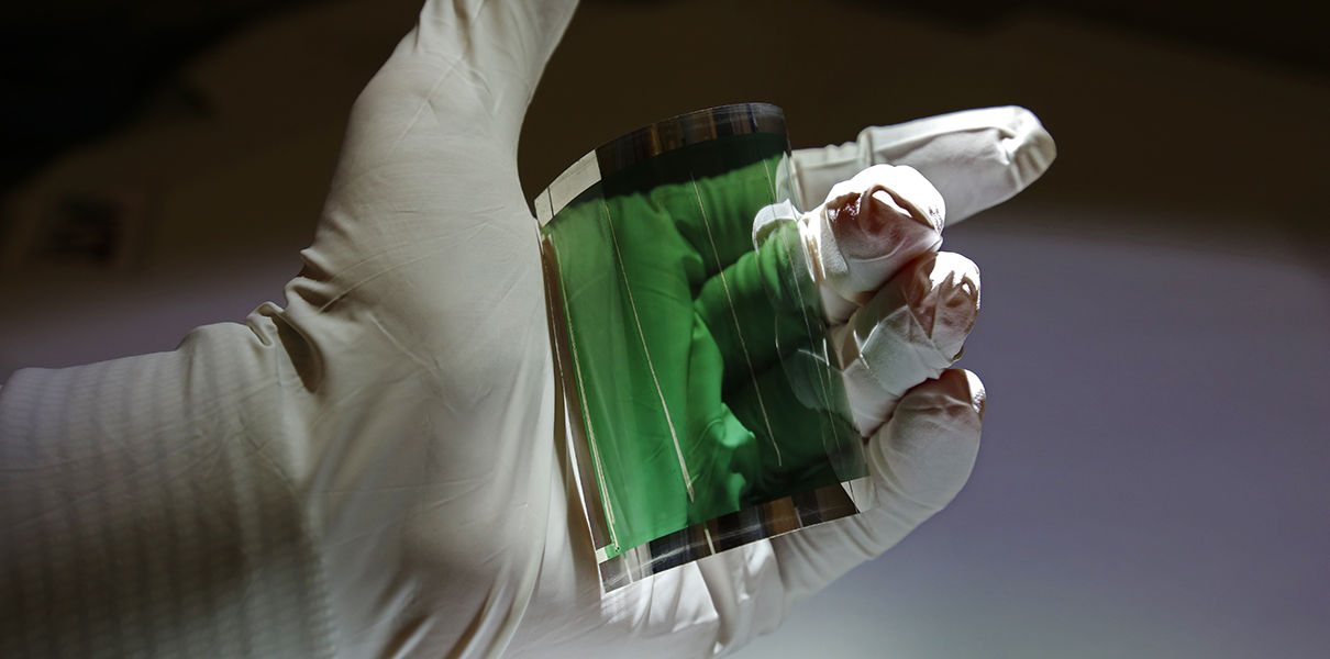 New discovery could improve organic solar cell performance