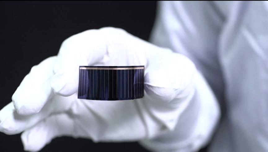 Hanergy's thin-film solar tech leads world