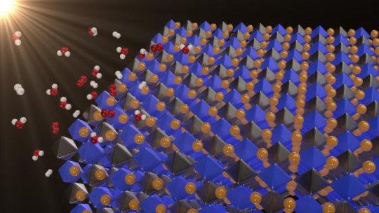 Las nuevas perovskitas dobles sin plomo son un potencial fotocatalizador para la división del agua solar.